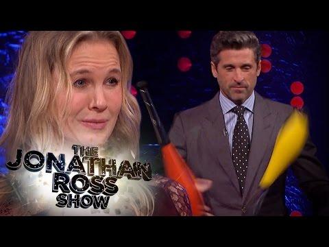 Patrick Dempsey: Master Juggler - The Jonathan Ross Show