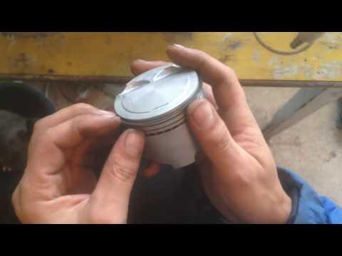 Сборка двигателя  5е тойота #1 тойота