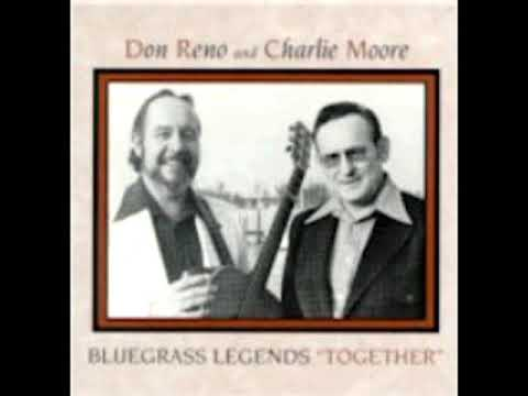 """Bluegrass Legends """"Together"""" [2000] - Don Reno And Charlie Moore"""