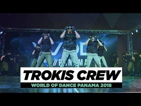 TROKIS CREW | BEST COSTUME TEAM | World of Dance Panama 2018 | #WODPANAMA2018