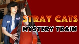 MYSTERY TRAIN / STRAY CATS (LEE ROCKER)【DOUBLE BASS COVER】