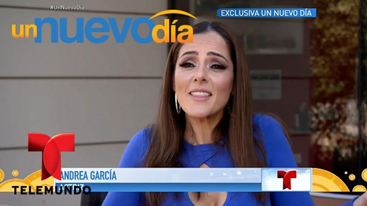 Andrea Garcia H Extremo hija de andrés garcía y sus múltiples escándalos | soy carmín