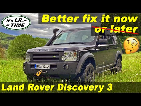 Fix your Land Rover Discovery before it brakes – Replace intercooler hoses