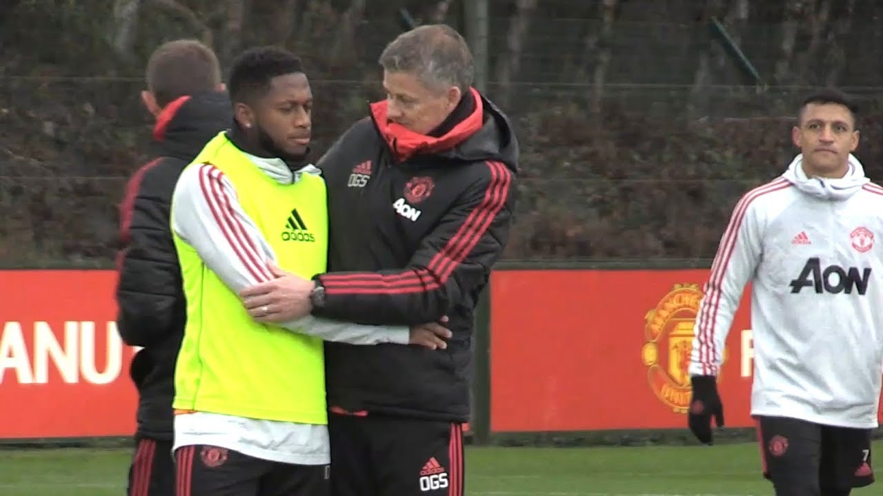 manchester-united-training-ahead-of-match-against-brighton