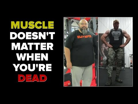 Muscle Doesn't Matter When You're Dead - Obesity & Rate of Weight Loss