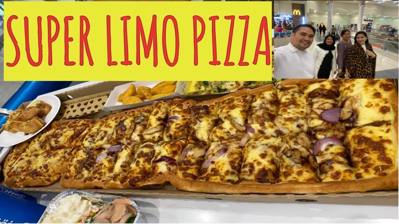 Pizza Hut Dinner Treat Super Limo Pizza Al Wahda Mall Abu Dhabi Rnb Lutong Pinoy Youtube