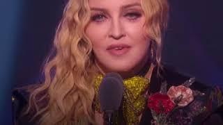 Madonna  Premio a la Mujer del año 2016