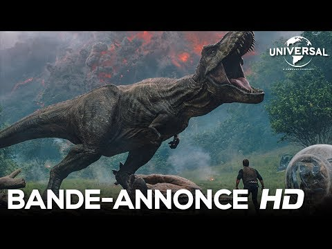Jurassic World : Fallen Kingdom / Bande-annonce 1 VOST [Au cinéma le 6 juin]
