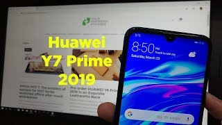 Huawei Y7 Prime 2019 - Review