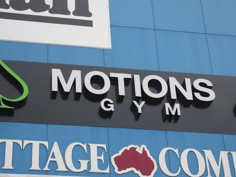 Motions Gym, Brisbane, Australia (Review)