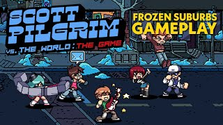 Scott Pilgrim vs. The World: The Game | Frozen Suburbs Gameplay