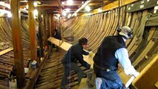 Mystic Seaport - Restoration of the Charles W Morgan
