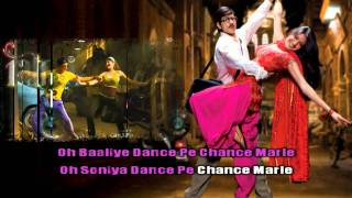 TheKaraOKChannel Dance Pe Chance (RNBDJ)