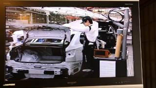豊田佐吉記念館見学・2014(7)トヨタ生産方式の源流(自動化とジャストインタイム(2))