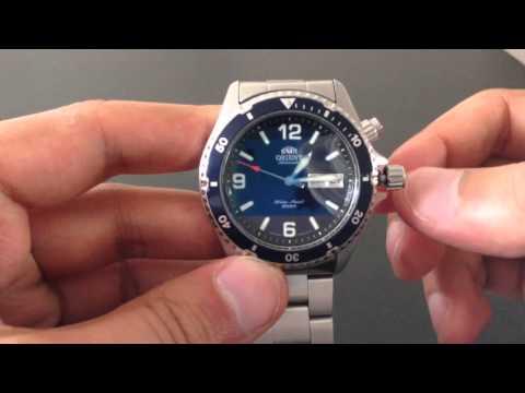Orient Blue Mako review