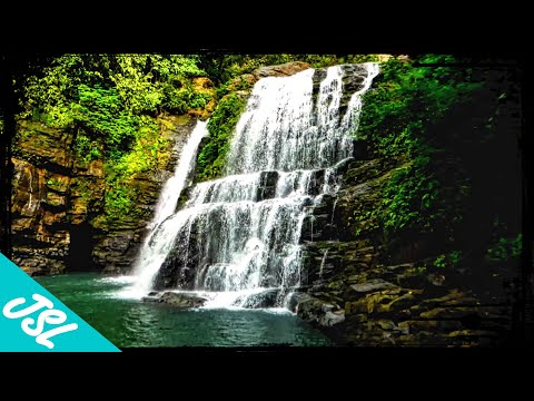 Nauyaca Falls - Awesome Multi-Tiered Waterfall - Puntarenas Province, Costa Rica