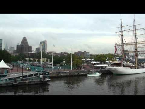 Awesome Ships in Philadelphia Harbor