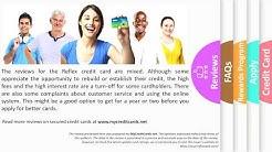 Reflex Credit Card Reviews - [Credit Limit $500.00]