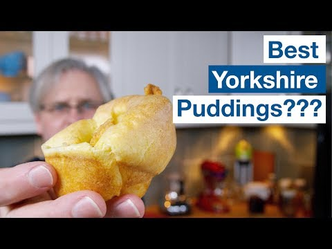 ✅ We Made Jamie Oliver's Yorkshire Pudding Recipe || Glen & Friends Cooking