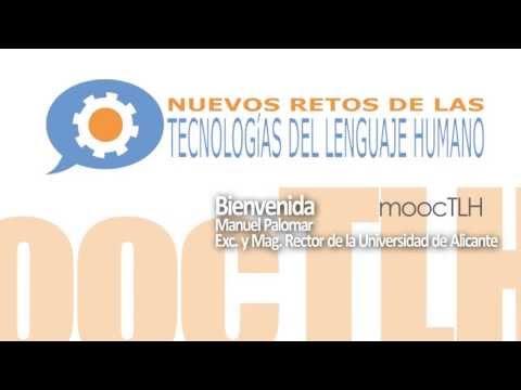Bienvenida Del Rector De La Universidad De Alicante