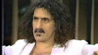 Frank Zappa Thicke of the Night Part 2 May 30, 1984