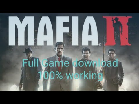 How To download Mafia 2 In Our PC (Malayalam)