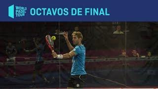 Resumen Octavos de Final (turno mañana) Buenos Aires Padel Master