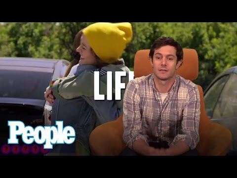 Adam Brody Reveals The Best Thing About Wife Leighton Meester | Chatter | PEOPLE