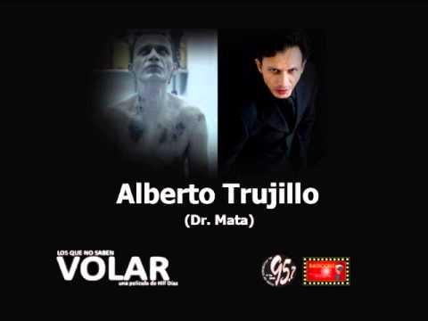 LQNSV - Entrevista con Alberto Trujillo para RadioCine.