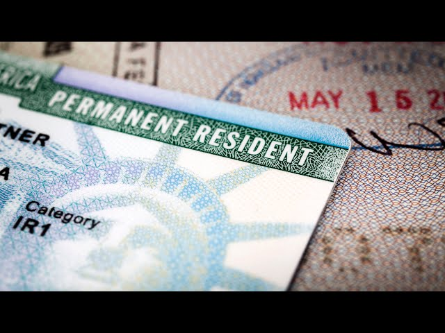 US Greencard Process And Wait Time