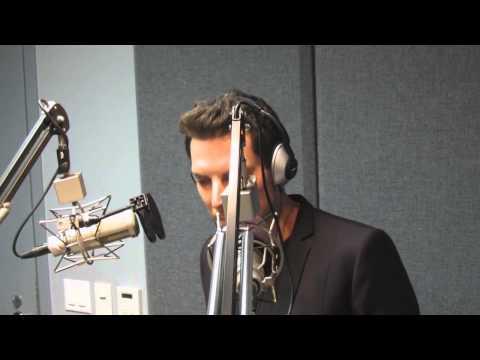 "Chris Mann Performs ""Roads"" Live At KOST 103.5FM"