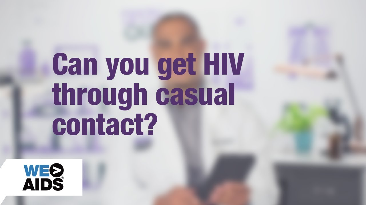 Hiv Transmission And Risk Separating Fact From Fiction