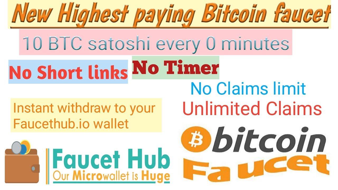 nemokama bitcoin kas antras faucethub geriausia bitcoin prekybos rinka