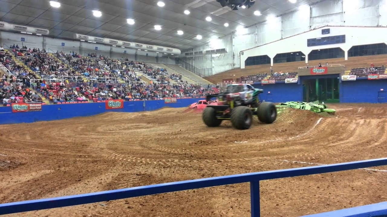 Monster Trucks Travis County Exposition Center Austin