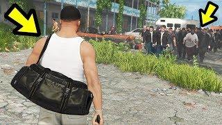 🔴 מתקפת הזומבים הפכה לענקית! (אפוקליפסת זומבים מטורפת ב GTA V?!)