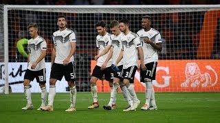 Deutschland - Niederlande 0:3 I Blamage gegen Oranje! I Analyse