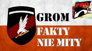 GROM - FAKTY NIE MITY (część pierwsza)
