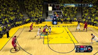 NBA 2K12 My Player Playoffs CFG4 - Is the Streak Over?