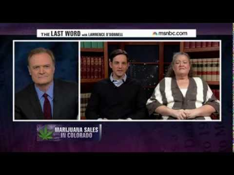 Marijuana Editor of the Denver Post Discusses Legalization (Jan 7, 2014 - MSNBC)