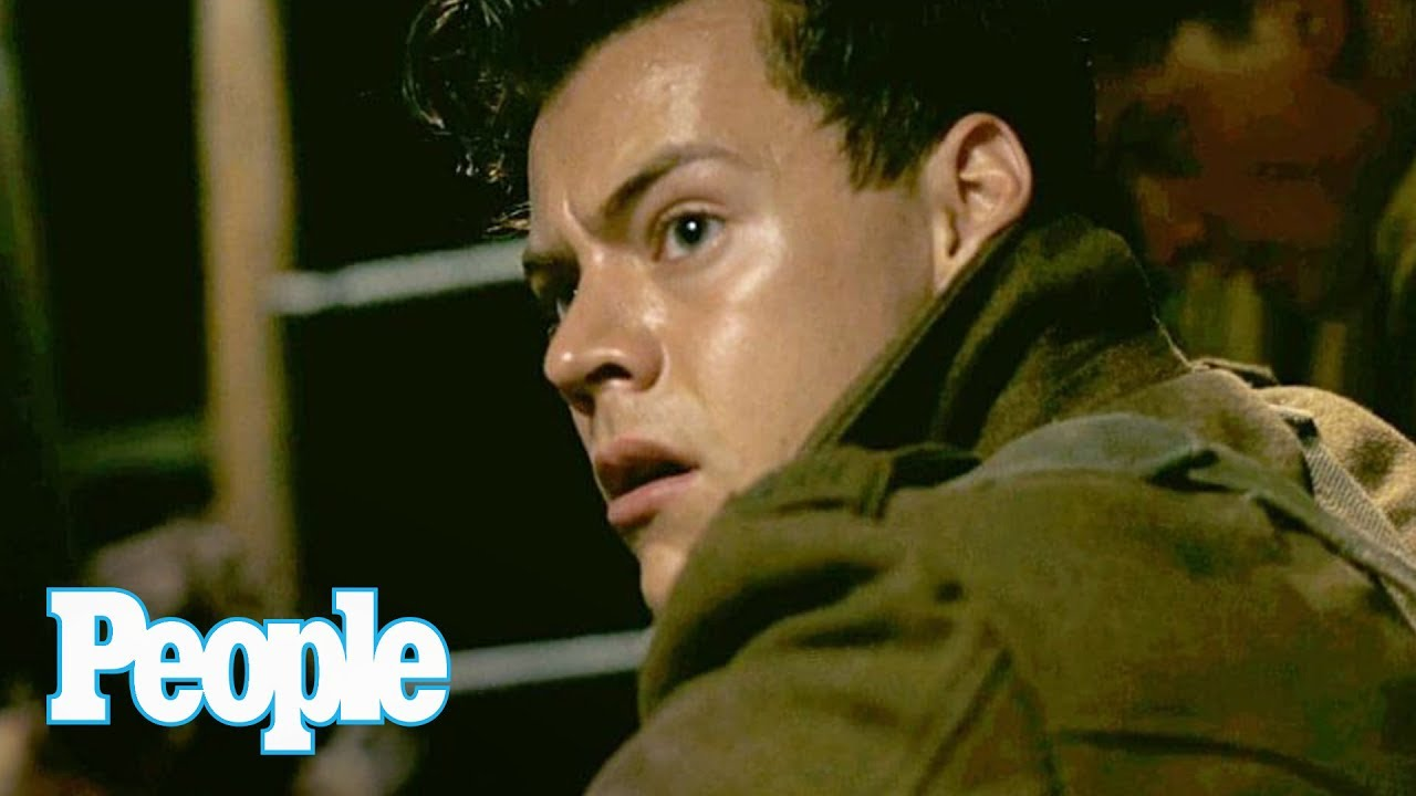 Dunkirk: Harry Styles On His Acting Career, Christopher Nolan On Casting Him | People NOW | People