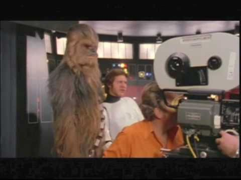 Chewbacca Speaks English