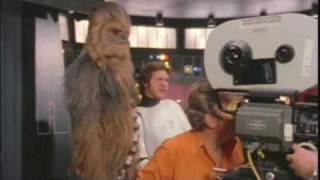 Chewbacca Speaks English