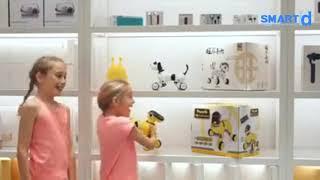 Cổng an ninh kết hợp với máy kiểm soát khuôn mặt trong giải pháp bán hàng tự động