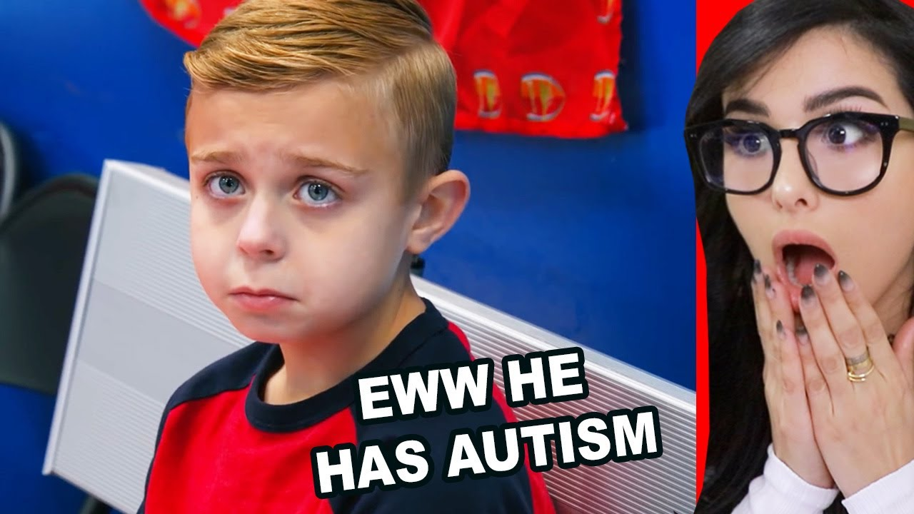 Download Kids Make Fun Of Boy With Autism