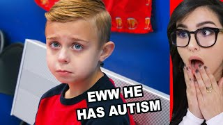 Kids Make Fun Of Boy With Autism