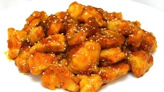 How To Make Sweet and Sour Chicken Recipe - In The Kitchen With Jonny Episode 152