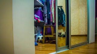 видео Угловая гардеробная