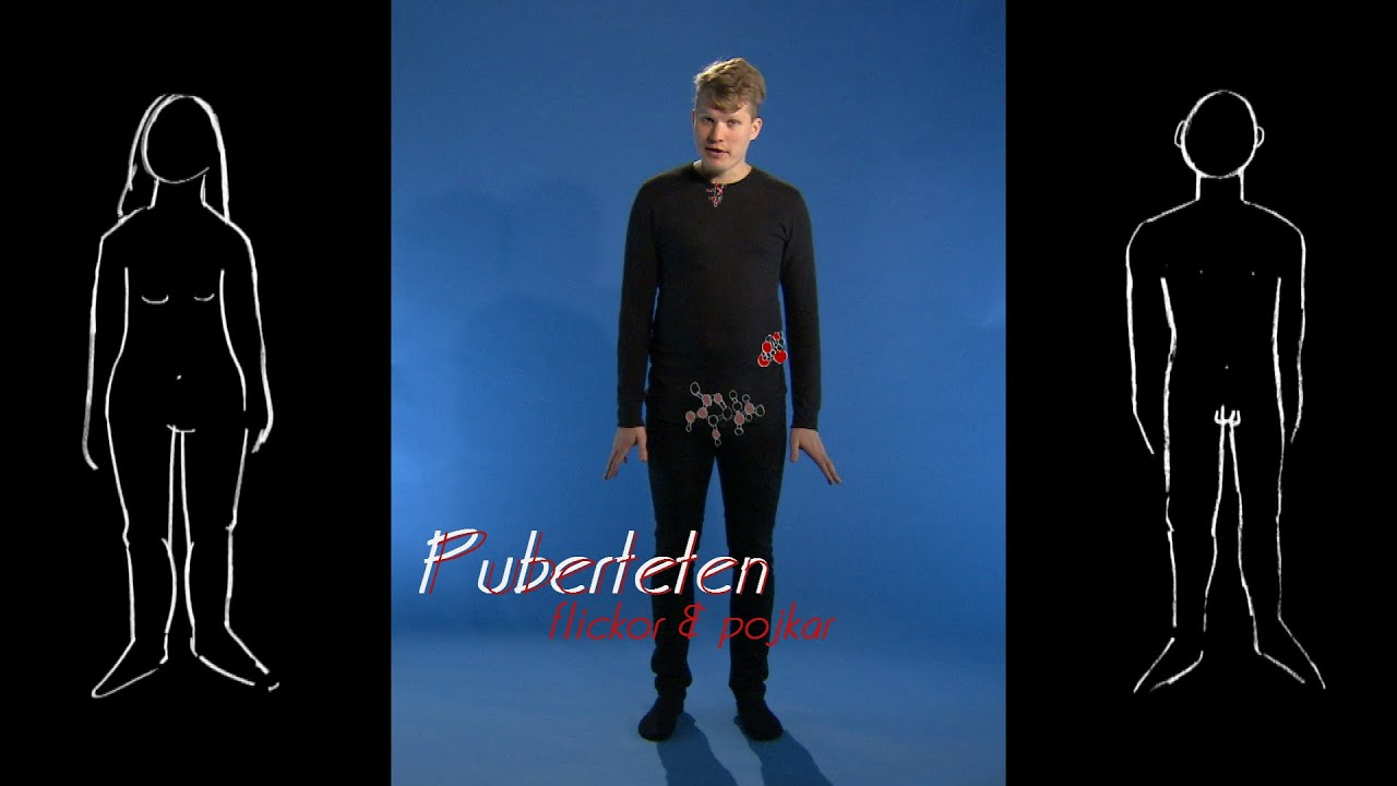 Think, nakna puberteten pojkar regret