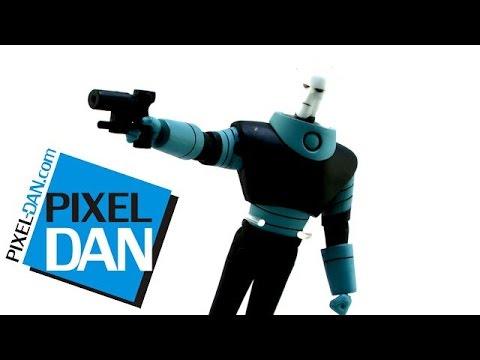 DC Collectibles New Batman Adventures Mr. Freeze Animated Figure Video Review