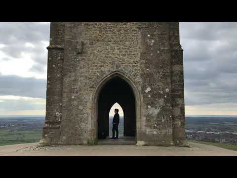UK - Glastonbury, Cheddar Gorge, and Winscombe
